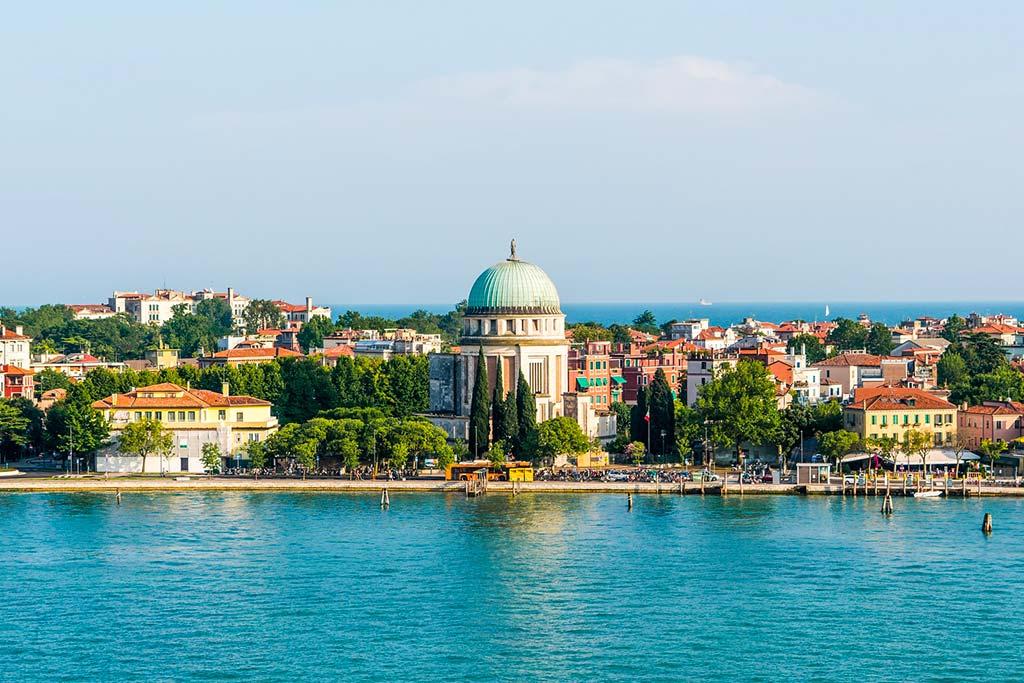 Tour Lido di Venezia - Tour Panoramico Lido di Venezia - Tour in motonave Lido di Venezia