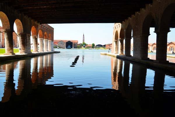 Tour Arsenale di Venezia - Tour panoramico Arsenale di Venezia - Tour in motonave Arsenale di Venezia
