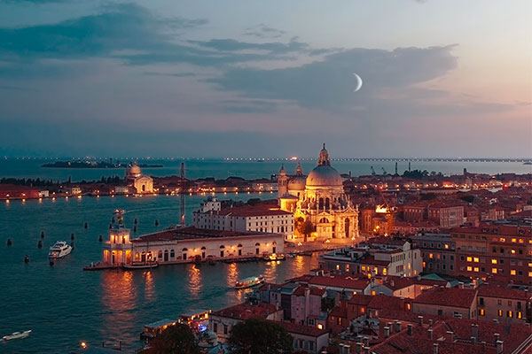 Tour in barca a Venezia - Tour in motonave a Venezia - Tour panoramico isole di Venezia