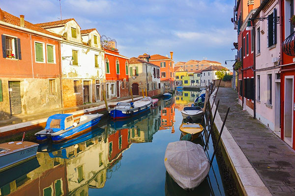 Tour in barca a Murano - Tour isole di Venezia - Tour panoramico a Murano - Visita a Murano