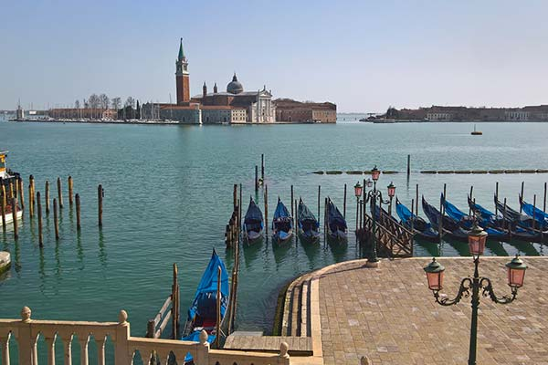 Tour San Giorgio Maggiore Venezia - Tour panoramico in barca a San Giorgio Venezia - Tour in motonave a San Giorgio Venezia