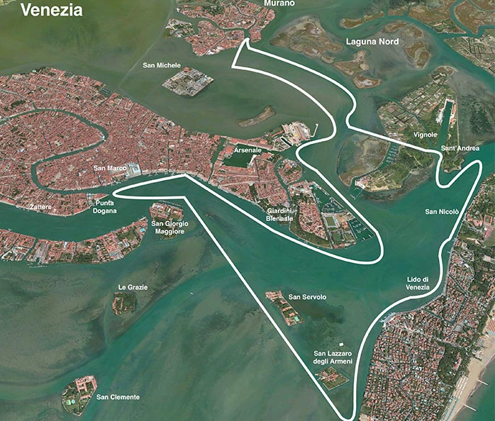 Gita in barca a Murano - Tour in barca a Murano - Tour panoramico in barca a Murano - Tour in Laguna