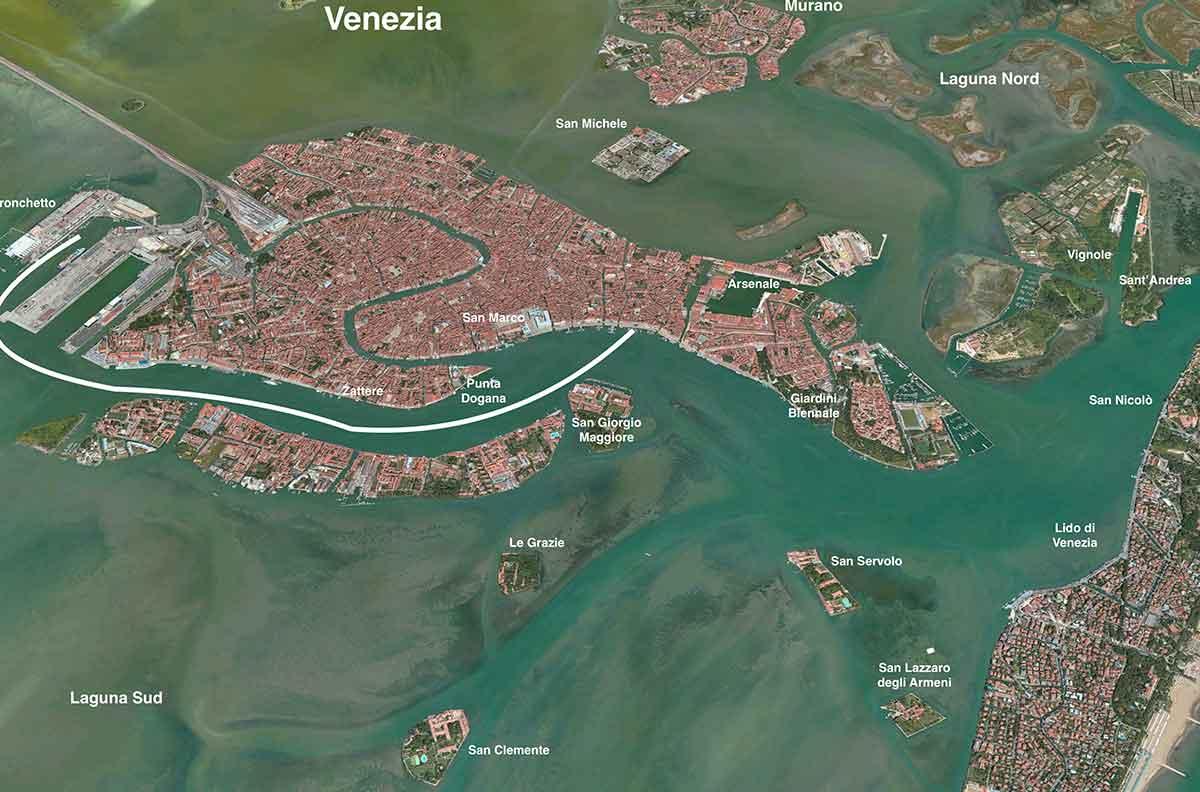 Transfer Venezia - Servizio navetta Piazza San Marco -Servizio navetta Piazzale Roma