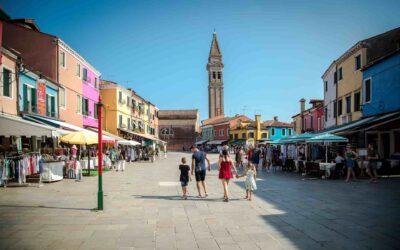Il 2 Maggio riprendono i nostri tour alle isole di Venezia.